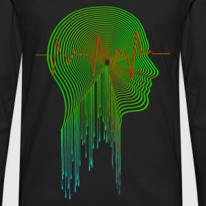 Audio Vision - Men's Premium Long Sleeve T-Shirt
