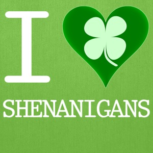 I Love Shenanigans - Tote Bag