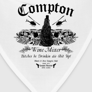 The Compton Wine Mixer - Bandana