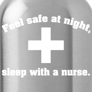 Feel safe at night - Water Bottle