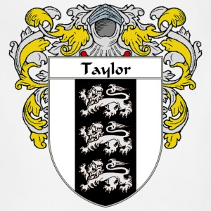 Taylor Coat of Arms/Family Crest - Adjustable Apron