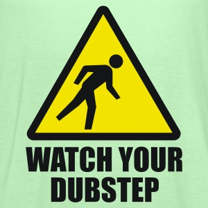 Watch your Dubstep 2c T-Shirts - Women's Flowy Tank Top by Bella
