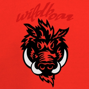 wildboar__face_on_light T-Shirts - Kids' Premium Hoodie