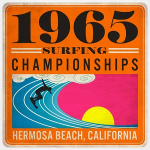 1965 Surfing Championships - Adjustable Apron