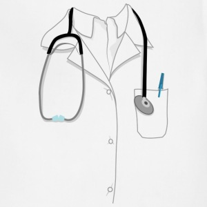 Doctor Shirt - Adjustable Apron