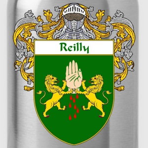 Reilly Coat of Arms/Family Crest - Water Bottle