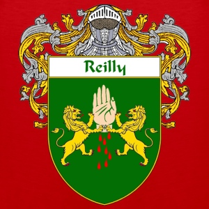 Reilly Coat of Arms/Family Crest - Men's Premium Tank