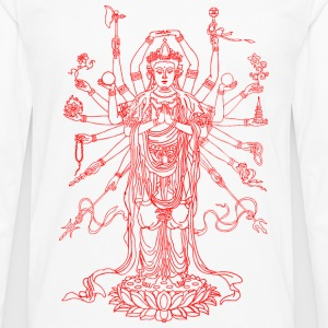 Goddess Women's T-Shirts - Men's Premium Long Sleeve T-Shirt