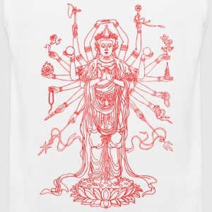 Goddess Women's T-Shirts - Men's Premium Tank