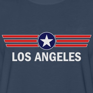 Los Angeles T-Shirt - Men's Premium Long Sleeve T-Shirt