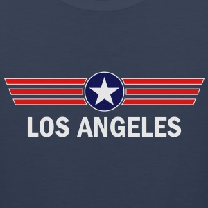 Los Angeles T-Shirt - Men's Premium Tank