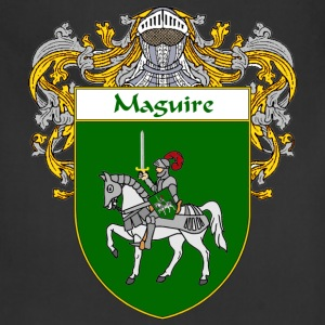 Maguire Coat of Arms/Family Crest - Adjustable Apron