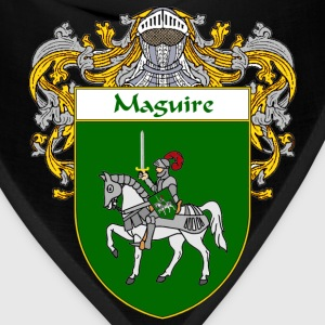 Maguire Coat of Arms/Family Crest - Bandana