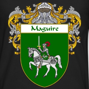 Maguire Coat of Arms/Family Crest - Men's Premium Long Sleeve T-Shirt