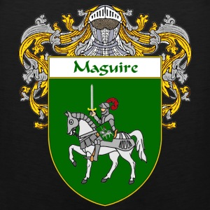 Maguire Coat of Arms/Family Crest - Men's Premium Tank