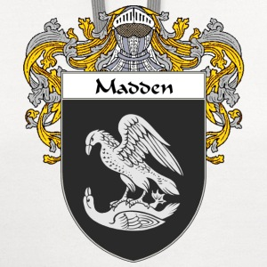 Madden Coat of Arms/Family Crest - Contrast Hoodie