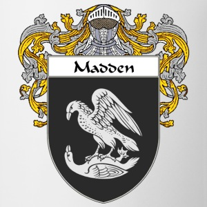 Madden Coat of Arms/Family Crest - Coffee/Tea Mug