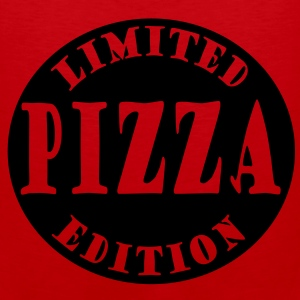pizza_limited_edition_ T-Shirts - Men's Premium Tank