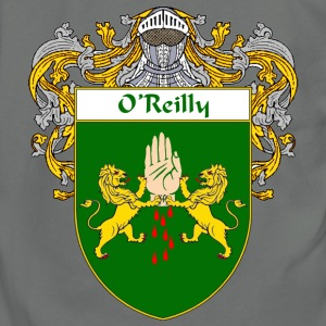O'Reilly Coat of Arms/Family Crest - Unisex Fleece Zip Hoodie by American Apparel