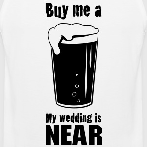 Buy Me a Beer - Men's Premium Tank