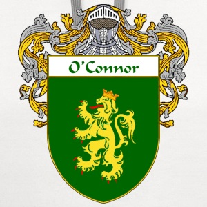 O'Connor Coat of Arms/Family Crest - Contrast Hoodie