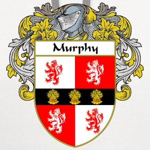 Murphy Coat of Arms/Family Crest - Contrast Hoodie