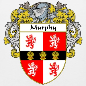 Murphy Coat of Arms/Family Crest - Men's Premium Tank