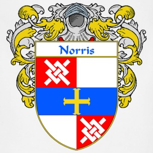 Norris Coat of Arms/Family Crest - Adjustable Apron