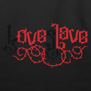 Love Slave 2c T-Shirts - Eco-Friendly Cotton Tote
