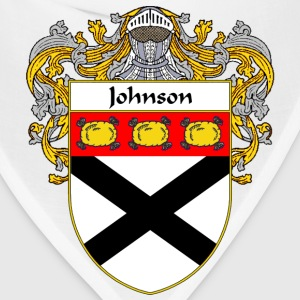 Johnson Coat of Arms/Family Crest - Bandana