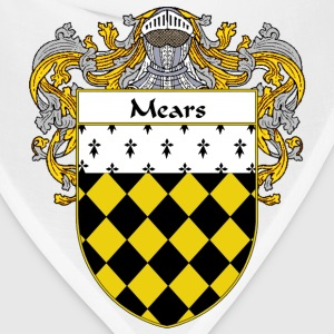 Mears Coat of Arms/Family Crest - Bandana