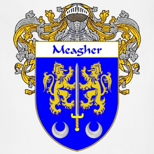 Meagher Coat of Arms/Family Crest - Adjustable Apron