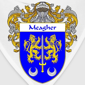 Meagher Coat of Arms/Family Crest - Bandana