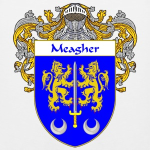 Meagher Coat of Arms/Family Crest - Men's Premium Tank