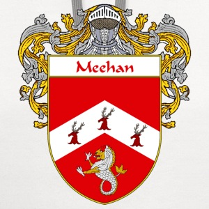 Meehan Coat of Arms/Family Crest - Contrast Hoodie