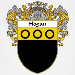 Hogan Coat of Arms/Family Crest - Adjustable Apron