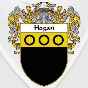 Hogan Coat of Arms/Family Crest - Bandana