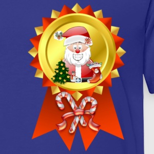 Christmase Rosette  - Toddler Premium T-Shirt