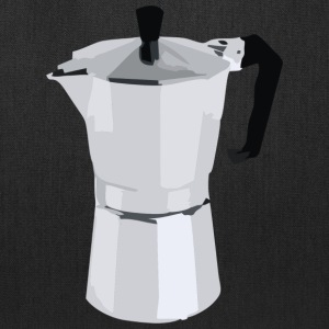 Moka Pot Women's T-Shirts - Tote Bag