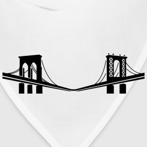 New York Bridge Logo Shirt - Bandana