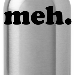 meh the office - Water Bottle