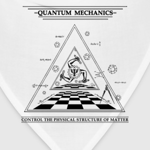 Quantum Mechanics - Surreal - Bandana