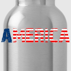 America T-Shirts - Water Bottle