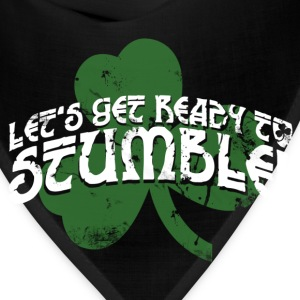 LET'S GET READY TO STUMBLE T-Shirts - Bandana