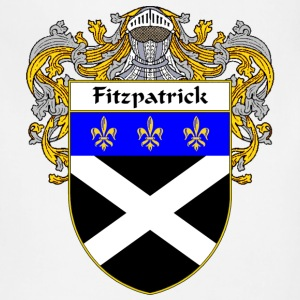 Fitzpatrick Coat of Arms/Family Crest - Adjustable Apron