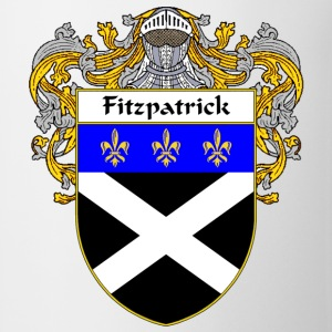 Fitzpatrick Coat of Arms/Family Crest - Coffee/Tea Mug
