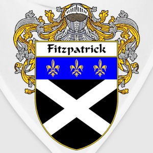 Fitzpatrick Coat of Arms/Family Crest - Bandana