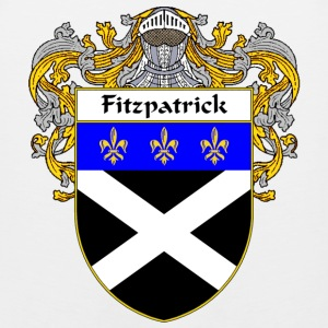 Fitzpatrick Coat of Arms/Family Crest - Men's Premium Tank