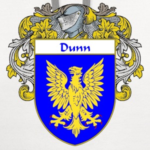 Dunn Coat of Arms/Family Crest - Contrast Hoodie