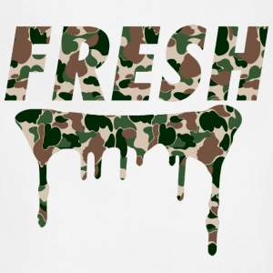 Fresh Woodlands Camo - Adjustable Apron